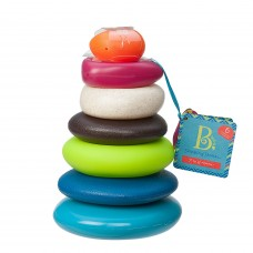 B. Baby Skipping Stones A Stackable Preschool Toy