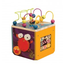 B. Underwater Zoo Activity Cube Playset