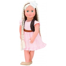 Our Generation 18-inch Penny Hairgrow Doll