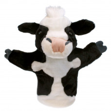 The Puppet Company - CarPets - Cow Hand Puppet