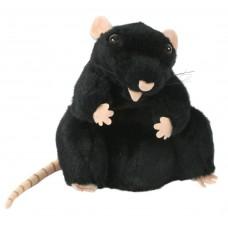 The Puppet Company - European Wildlife - Black Rat Hand Puppet