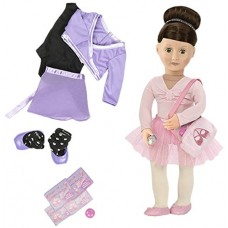 Our Generation 18-inch Sydney Lee Doll without Book