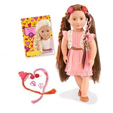 Our Generation 18-inch Parker Hairgrow Doll