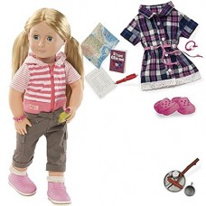 Our Generation 18-inch Shannon Doll without Book