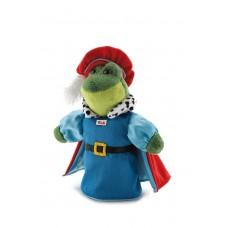 Trudi Hand Puppet 30 cm, Frog - Prince