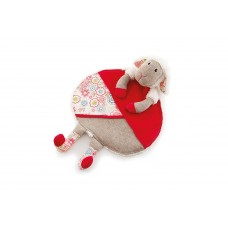 Trudi  Soft Sheep Comfort Blanket Toy